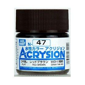 Mr. Acrysion N047 Red Brown
