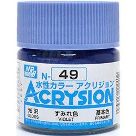 Mr. Acrysion N049 Violet
