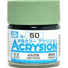 Mr. Acrysion N050 Lime Green