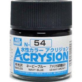 Mr. Acrysion N054 Navy Blue