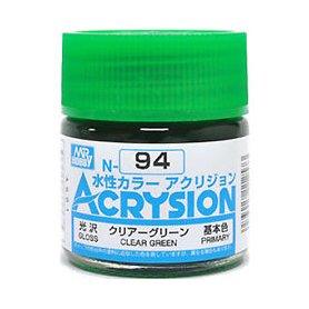 Mr. Acrysion N094 Clear Green