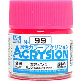 Mr. Acrysion N099 Fluorescent Pink