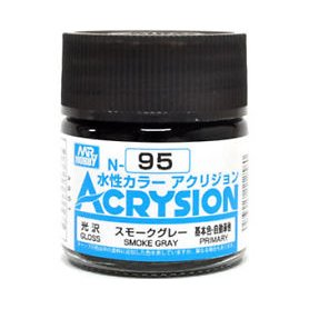 Mr. Acrysion N095 Smoke Gray