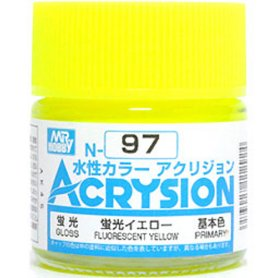 Mr. Acrysion N097 Fluorescent Yellow