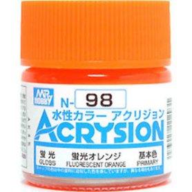 Mr. Acrysion N098 Fluorescent Orange
