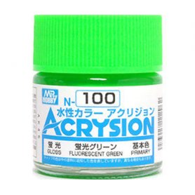 Mr. Acrysion N100 Fluorescent Green
