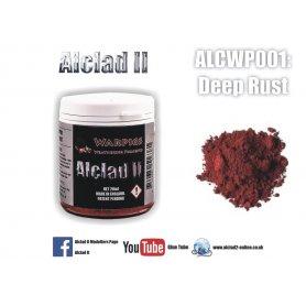 Alclad Wp001 Deep Rust Pigment