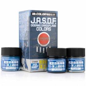 Mr.Color CS-665 JASDF OCEANIC CAMUFL.