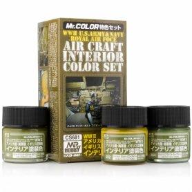 Mr.Color CS-681 INTERIOR COLORS AIRCR.