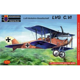 Kopro 1:72 LVG C.VI Germany