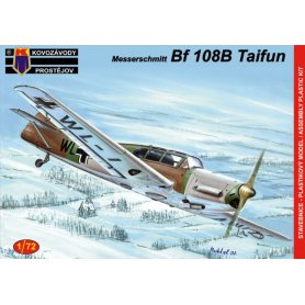 Kopro 0081 Bf 108B in axis