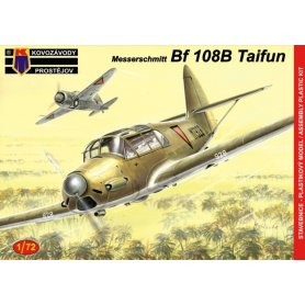 Kopro 1:72 Messerschmitt Bf 108B in foreign