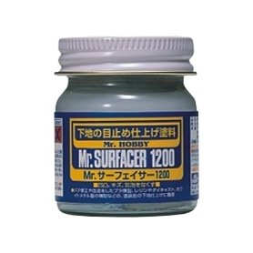 GUNZE SF286 MR.SURFACER 1200 40 ML