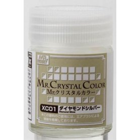 MR.CRYSTAL COLOR XC03 RUBY RED