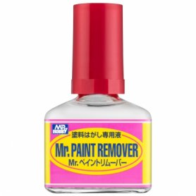 GUNZE T114 MR PAINT REMOVER 40ML