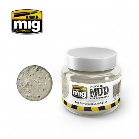 Ammo of MIG Arid Dry Ground