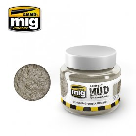 Ammo of MIG Dry Earth Ground