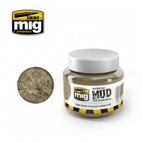 Ammo of MIG Light Earth Ground