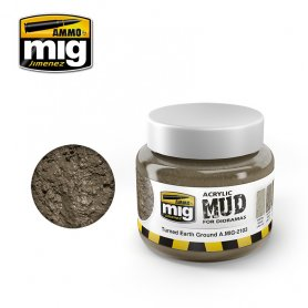 Ammo of MIG Turned Earth Ground