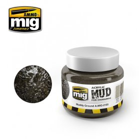 Ammo of MIG Muddy Ground