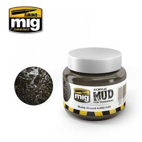 Ammo of MIG Muddy Ground