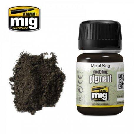 Ammo of MIG PIGMENT Metal Slag
