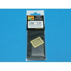 ABER RE-350 L27 20 LUF 20MM