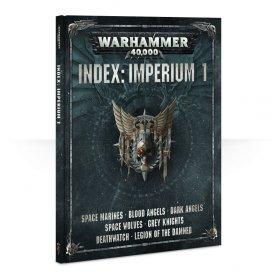 Warhammer 40.000 Index: Imperium 1 EN