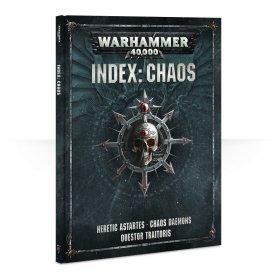 Warhammer 40.000 Index: Chaos EN