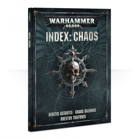 Warhammer 40.000 Index: Chaos EN