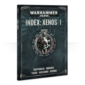 Warhammer 40.000 Index: Xenos 1 EN
