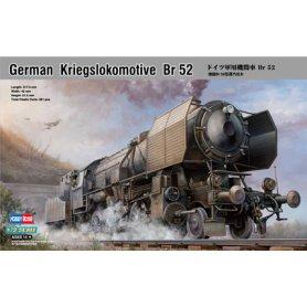 Hobby Boss 1:72 82901 Deutsche Kriegslokomotive BR 52