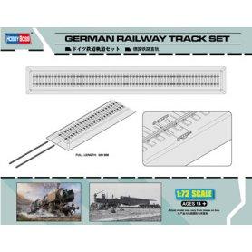 Hobby Boss 1:72 82902 German Railway Track Set