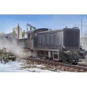 Hobby Boss 1:72 Niemiecka lokomotywa WR360 C12