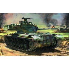 Takom 2070 US Medium tank M47/G ( 2-1 )
