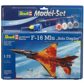 "MODEL SET 172 63980 F-16 MLU ""SOLO DISPLAY"""