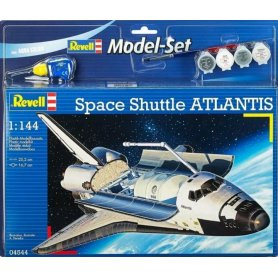 MODEL SET 64544 SPACE SHUTTLE ATLANTIS