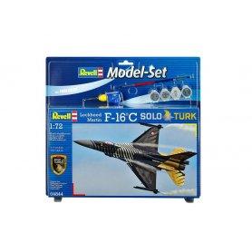 "MODEL SET 64844 F-16 C ""SOLO TURK"""