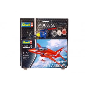 MODEL SET 172 64921 BAE HAWK T.1 RED ARROW