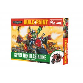 Revell WARHAMMER Space Ork Blastbike