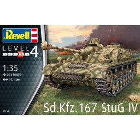 """POJAZD 135 03255 SD.KFZ. 167 """"STUG IV"""""""