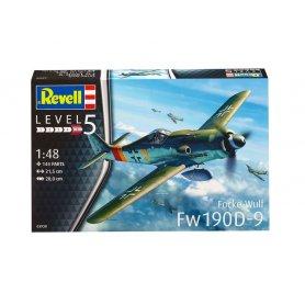 SAMOLOT 148 03930 FOCKE WULF FW 190 D-9