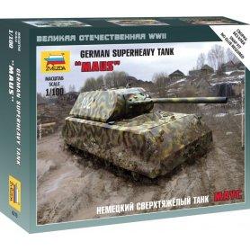 Z6213 1:100 GERMAN TANK MAUS