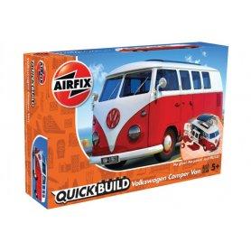 Airfix Klocki QUICK BUILD Volkswagen Camper