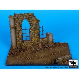 Black Dog Cathedral ruin base