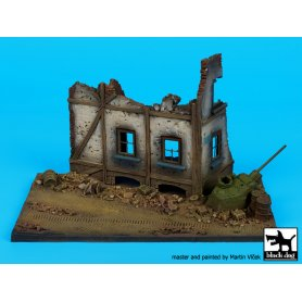 Black Dog Street with house ruin No2 base