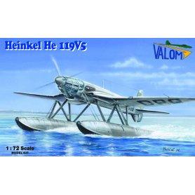 Valom 72111 Heinkel He 119V5 1/72