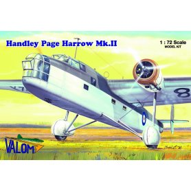 Valom 72118 Handley Page Harrow Mk.II 1/72