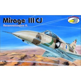 R.V.Aircraft 72051 Mirage III CJ Reco vol.II 1/72