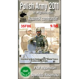 Toro 35F86 1/35 PKW Afganistan - dowódca Rosomaka